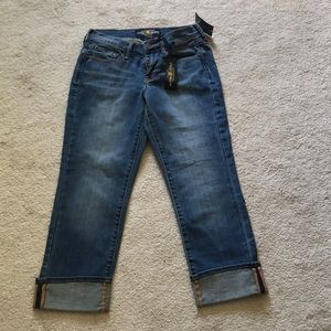 Brand new lucky jeans with tags